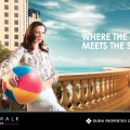 JBR Walk campaign in Dubai City, Photographer  Alisdair Miller